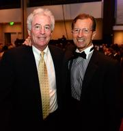 Kent Levenson, President, Managing Partner Founder of Easlan Capital of Atlanta, Inc. and Charles Arp, Dentist in Atlanta.