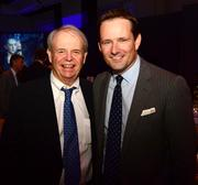 Jim Jacoby, chairman and CEO of The Jacoby Group, Inc. and Brian Leary, Managing Director at Jacoby Development, Inc.