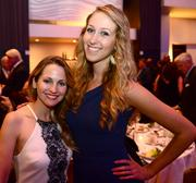 Holly Brochmann, Account Manager at Hope-Beckham, Inc. and Alexandra Singerman, Assistant Account Executive at Hope-Beckham, Inc.