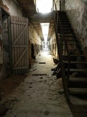 Eastern State Penitentiary is the site of Terror Behind the Walls, one of the nations largest haunted houses.