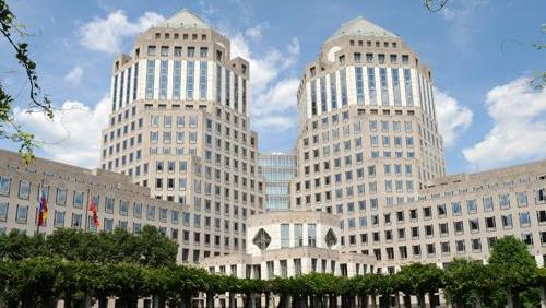 Procter & Gamble was No. 12 on the list of companies with the best corporate reputations.