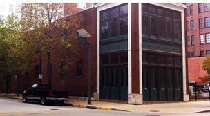 Lab1500 is located on the ground floor of 1500 Washington Ave.