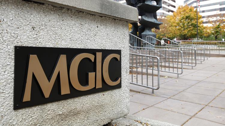 MGIC Investment Corp. is based in Milwaukee.