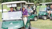 CBJ Seen: Retired Lt. Gen. Dennis Hejlik and retired Lt. Gen. Frank Panter Jr. were special guests at this year's tournament.Want to see your events included? Send photos and caption info to aangel@bizjournals.com.