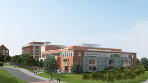 UK breaks ground on $65 million expansion of business college