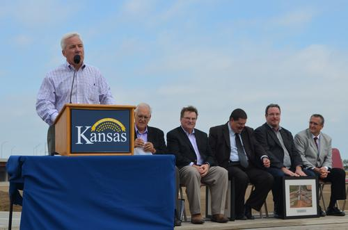 Interchange paves way for BNSF intermodal facility, more than 13K jobs - Kansas City Business Journal