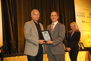 Nautilus Inc.'s Bruce Cazenave in the 100-499 employee category.