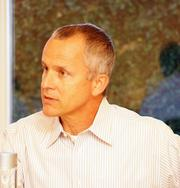 Mike Wall, owner of Bescorp, a Best in Business sponsor.