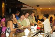 About 100 people turned out Thursday night for PBN's Pau Hana event in the sixth-floor Waiolu at Trump lounge at the Trump International Hotel Waikiki Beach Walk.