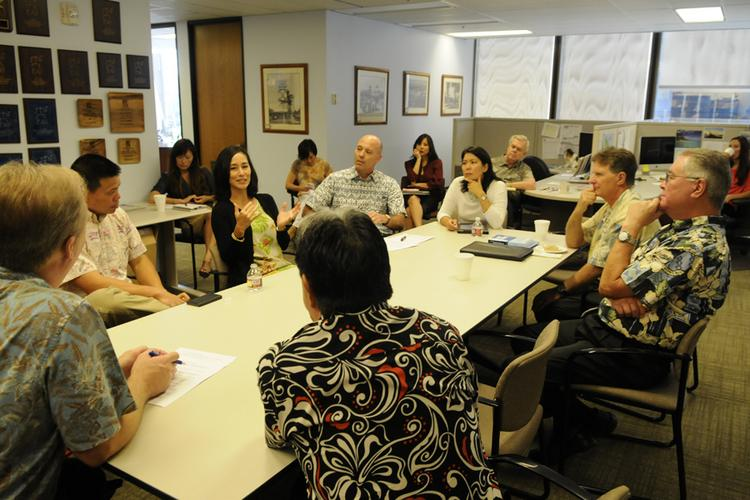 Nonprofit executives at PBN's roundtable discussion said thatt although Hawaii's economy has been recovering from the recession, that doesn't necessarily equate to an improving sector.