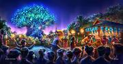 As part of the largest expansion in its history, Disney's Animal Kingdom theme park will be adding all-new entertainment experiences including a new after-dark spectacular centered around and above Discovery River, new nighttime entertainment including live performers on Discovery Island (pictured) and a new night version of Kilimanjaro Safaris.