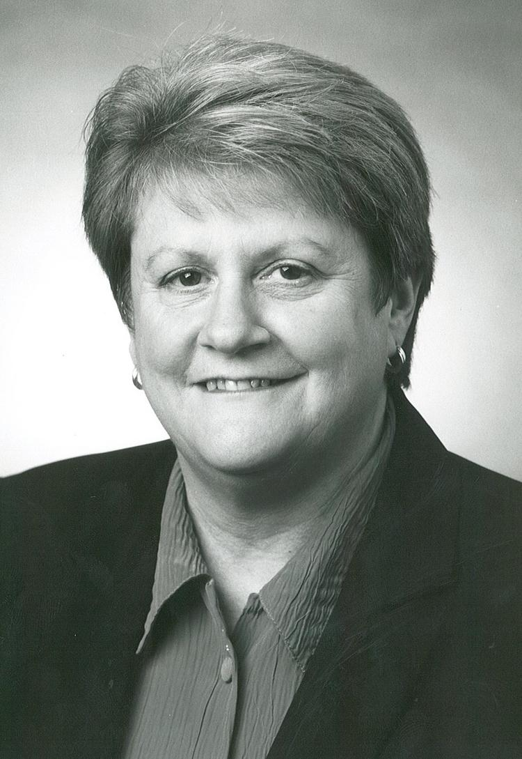 Ann C. Moynihan, founder and president of Documentation Strategies, an information technology firm in Rensselaer, NY.