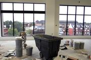 Sterling Building Group is working to upfit the fifth floor for NGage.