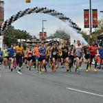 Baltimore Running Festival sees same sponsors, fewer runners for 2015 race