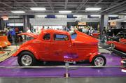 Rick and Theresa Bryan brought this 1934 Ford Coupe to the 63rd Sacramento Autorama at Cal Expo.