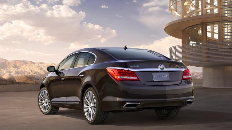 The 2014 Buick LaCrosse