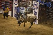 The success rate for making it to eight seconds on the bull was less than 10 percent.