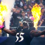 The Ravens crack $2 billion in value, drop in NFL rankings