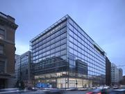 Norges Bank Investment Management and TIAA-CREF have teamed up to acquire 800 17th St. NW for a record-setting $392 million, or $1,075 per square foot.