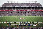 Scenes from Green Bay Packers-Baltimore Ravens game