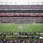 Parking Panda will show Ravens fans where to park — and how much it will cost