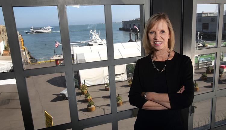 Ann Winblad, cofounder at venture firm Hummer Winblad, was honored by the VC Taskforce Wednesday night with its annual Innovation Catalyst Award.