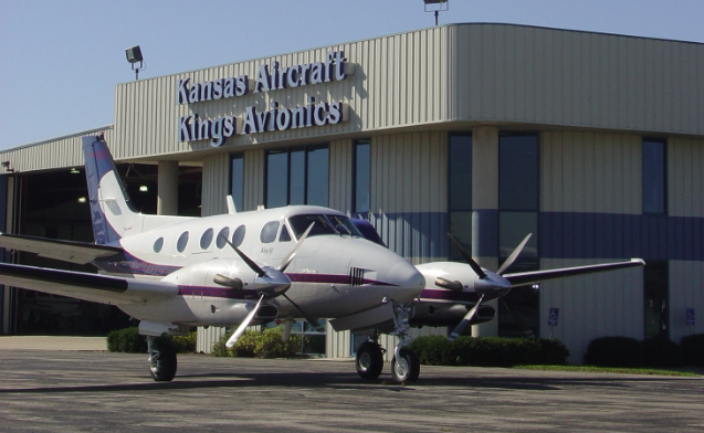 New Century aircraft sales firm Kansas Aircraft Corp. cannot complete any sales because of the ongoing government shutdown.