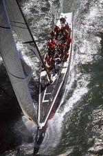 Boeing, Oracle to recycle carbon from 2003 America's Cup vessel