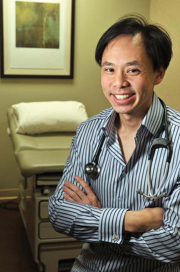 One Medical Group boss Tom Lee.