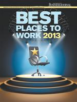 2013 Best Places to Work finalists: Large Companies