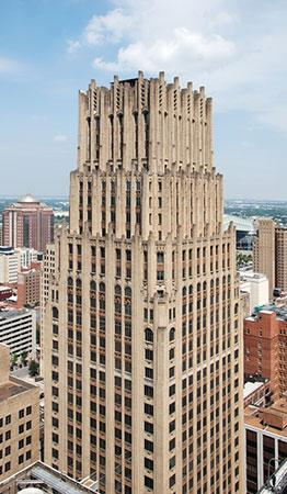 The Lionstone Group bought 712 Main Street, a 37-story, 794,186-square-foot office tower from New York-based Brookfield Asset Management Inc.