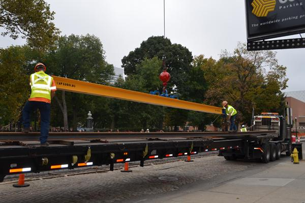 A 1930 Ohio Supreme Court case provides a court precedent for Cincinnati having to pay the costs to move utilities in order to build the streetcar line, according to a confidential memo drafted by a city lawyer.