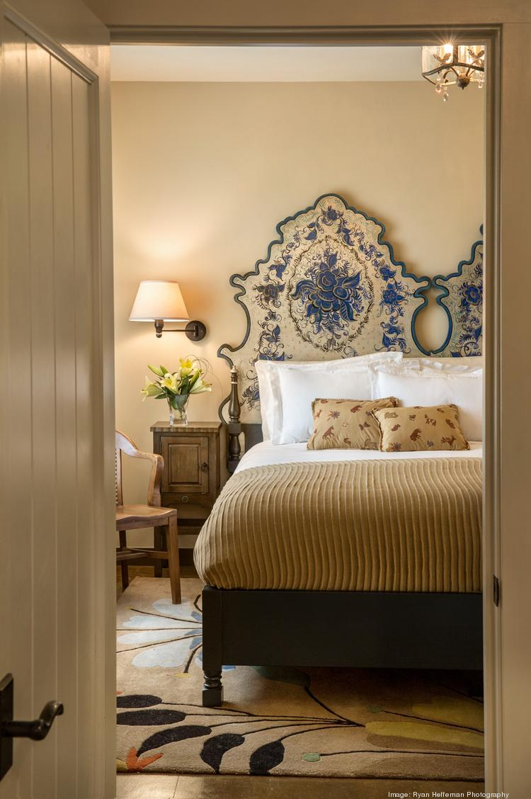 The historic La Fonda on the Plaza hotel in Santa Fe has completed a multimillion-dollar renovation that began in January. The hotel's 179 guest rooms and suites received the majority of the work.