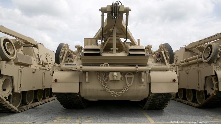 BAE Systems' Bradley vehicle became the sole competitor for the Army's Armored Multi-Purpose Vehicle with the withdrawal of General Dynamics.