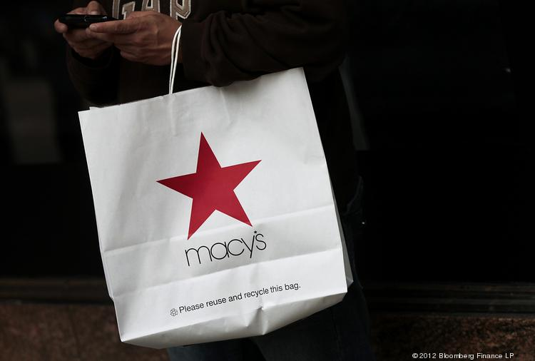Macy's is building a huge fulfillment center in Oklahoma.