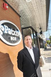 No. 43: Patxi's Pizza   William Freeman, CEO   The Sausalito-based pizza chain bumped up revenue 176.5 percent from 2010 to 2012.