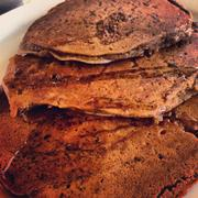 Pumpkin pancakes will sell out over the weekend -- be aware