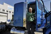 Fastest-growing Private Companies 2013 - Flight I, No. 2: Harpel Oil Inc. Doug Harpel, president of Harpel Oil with a new truck.
