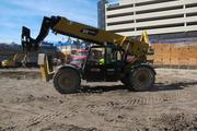 Construction began on the 480,000-square-foot, $117 million medical facility in August.