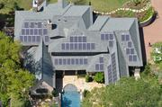 A 17kW installation with battery backup in Hedwig Village, installed by Texas Solar Outfitters