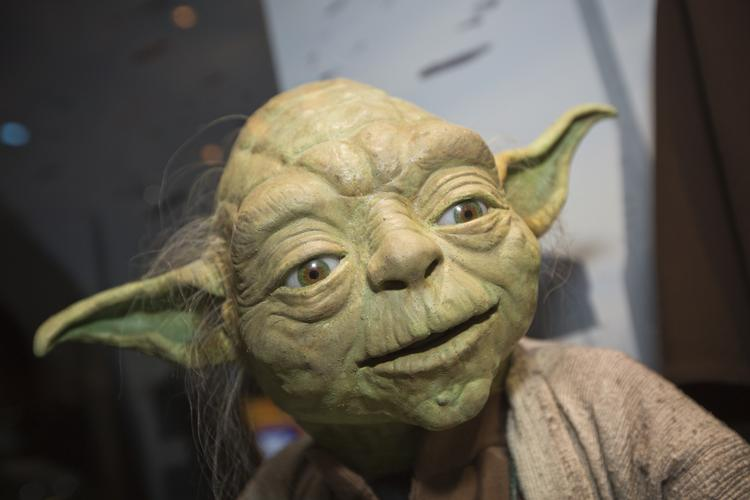 Characters like Yoda from Star Wars won't be seen on the big screen until Dec. 18, 2015.