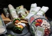 Fresh sandwiches, wraps and salads are some of the items that will be available at the new cafe.