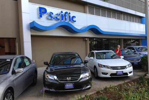 San Diego's Pacific Honda Not Too Pleased With Hawaii