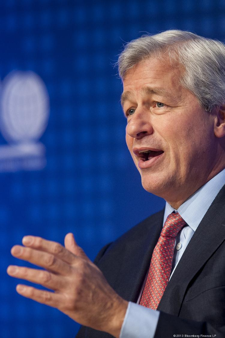 Jamie Dimon, CEO of JPMorgan Chase & Co., hopes banks and retailers can work together on data security issues in the wake of the Target breach.
