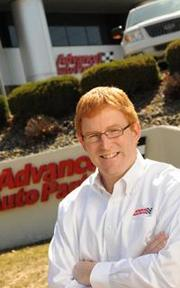 Advance Auto Parts' $2 billion acquisition of General Parts International made it North America's largest auto parts retailer. Advance CEO Darren Jackson splits his time between Virginia and the Twin Cities.