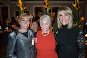 From left, Denise Pope, Cynthia Lorenzi of Success in the City and Barbara Schaefer McDuffie of Baker Tilly Virchow Krause LLP.