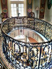 The Nakash family, which now owns the former Versace mansion, may feature young artists there during Art Basel.