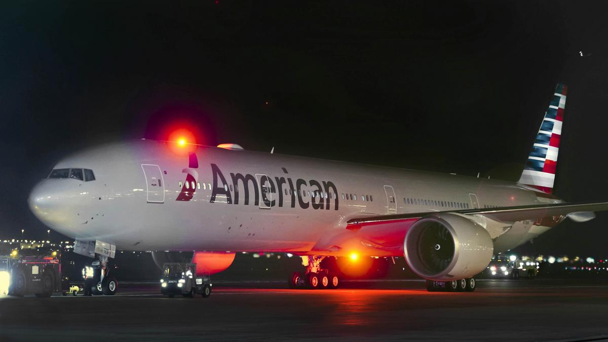 American Airlines Ranks Among World S Safest New Study