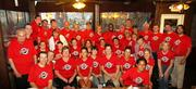 """Crosby Staff become """"Actioneers"""" for a day of service."""
