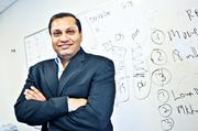Reggie Aggarwal Founder and CEO, Cvent Inc. As CEO of Cvent, Reggie Aggarwal pulled the D.C. region's most watched tech IPO of 2013, raising $117.6 million in the Aug. 9 offering (which rose to $135 million, with underwriters' exercise of the overalottment option). Cvent's stock, which priced at $21 per share, is now cruising around $34 apiece. The McLean-based event management software company, once teetering on the brink of extinction, plans to add 400 new employees and move into a new 130,000-square-foot headquarters next to a planned Silver Line Metro station. Aggarwal, who went more than decade without raising venture capital, is emblematic of a group of Dulles Corridor entrepreneurs who pushed through the dot-com crash and emerged victorious on the other side. Already an angel investor, he stands to make millions from the public offering, some of which could find its way back into D.C. startups. Aggarwal was also named CEO of the Year by the Washington Business Journal in 2013.